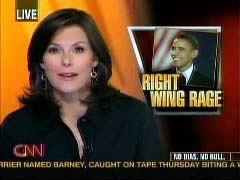 Campbell Brown, CNN Anchor | NewsBusters.org