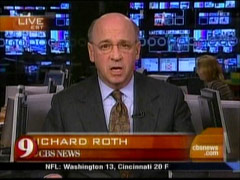 Richard Roth, CBS