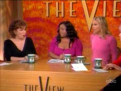 Joy Behar, ABC Co-host; Sherri Shepherd, ABC Co-host; & Elisabeth Hasselbeck, ABC Co-host | NewsBusters.org