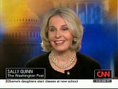 Sally Quinn, Washington Post journalist | NewsBusters.org