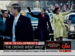 Barack Obama, President; & Michelle Obama, First Lady | NewsBusters.org