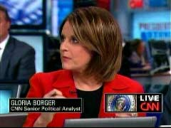 Gloria Borger, CNN Senior Political Analyst | NewsBusters.org