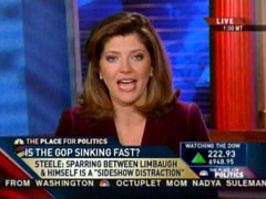 Norah O'Donnell, MSNBC