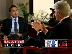 Sanjay Gupta, CNN Medical Correspondent; & Bill Clinton, Former President | NewsBusters.org