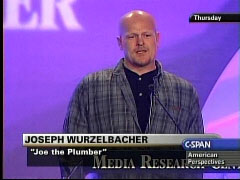 Joe the Plumber, March 19, 2009