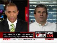 T. J. Holmes, CNN Anchor; & Sam Quinones, Los Angeles Times Columnist | NewsBusters.org