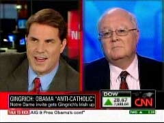Rick Sanchez, CNN Anchor; & Bill Donahue, Catholic League President | NewsBusters.org