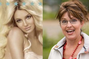 Palin and Spears