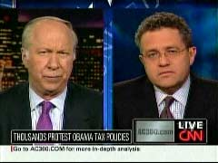 David Gergen, CNN Senior Political Analyst; & Jeffrey Toobin, CNN Senior Legal Analyst | NewsBusters.org