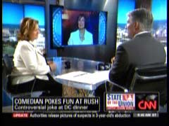 Hilary Rosen, Huffington Post Editor-at-Large; Mary Matalin, Republican Strategist; & John King, CNN Anchor | NewsBusters.org
