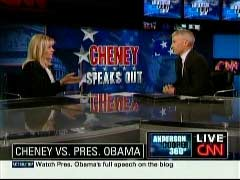 Liz Cheney, Daughter of Vice President Dick Cheney | & Anderson Cooper, CNN Anchor | NewsBusters.org