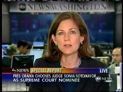 Jan Crawford Greenburg, ABC News Correspondent | NewsBusters.org