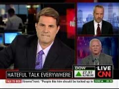 Rick Sanchez, CNN Anchor; Eric Boehlert, Media Matters Senior Fellow; & Roger Aronoff, Accuracy in Media Analyst | NewsBusters.org