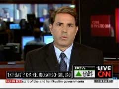 Rick Sanchez, CNN Anchor | NewsBusters.org