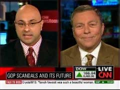 Ali Velshi, CNN Substitute Anchor; & Tony Blankley, Republican Strategist | NewsBusters.org