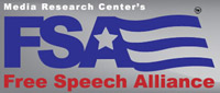 Free Speech Alliance logo
