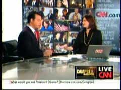 John Avlon, The Daily Beast; & Campbell Brown, CNN Anchor | NewsBusters.org