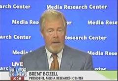 Brent Bozell on July 20