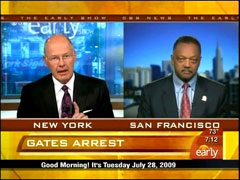 Harry Smith and Jesse Jackson, CBS