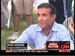 David Hopkins, Grassroots4Change | NewsBusters.org