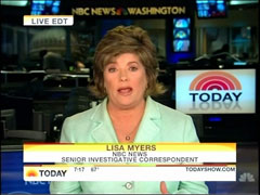 Lisa Myers, NBC