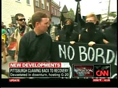 Brian Todd, CNN Correspondent; & unidentified anarchists | NewsBusters.org