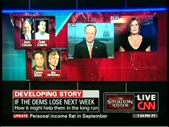 Paul Begala, Democratic Strategist; & Mary Matalin, Republican Strategist |  Newsbusters.org