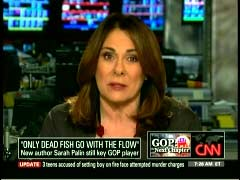 Candy Crowley, CNN Senior Political Correspondent | NewsBusters.org