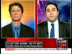 James Balog, Director, Extreme Ice Survey; & Mark Morano, ClimateDepot.com | NewsBusters.org