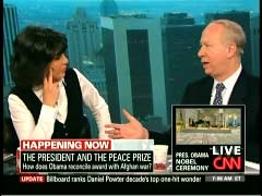 Christiane Amanpour, CNN Chief International Correspondent; & David Gergen, CNN Senior Political Analyst | NewsBusters.org