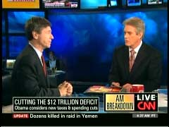 Jeffrey Sachs, Columbia University's Earth Institute; & John Roberts, CNN Anchor | NewsBusters.org