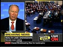 David Gergen, CNN Senior Political Analyst | NewsBusters.org
