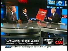 John Heilemann, New York Magazine; Mark Halperin, Time Magazine; & Anderson Cooper, CNN Anchor | NewsBusters.org