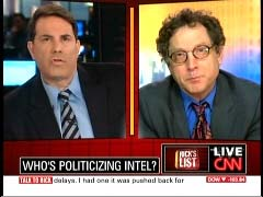 Rick Sanchez, CNN Anchor; & Fred Kaplan, Salon.com National Security Columnist | NewsBusters.org