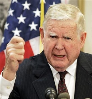File photo of the late Rep. Jack Murtha (D-Pa.)