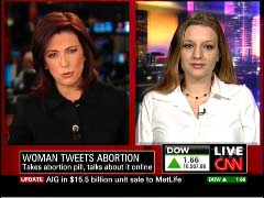 Kyra Phillips, CNN Anchor; & Angie Jackson, 'Angie the Anti-Theist' Blog | NewsBusters.org