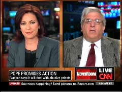 Kyra Phillips, CNN Anchor; & Francis DeBernardo, New Ways Ministry | NewsBusters.org