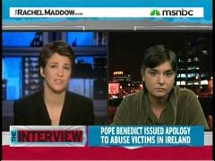 Rachel Maddow, MSNBC Anchor; & Sinead O'Connor, Musician | NewsBusters.org