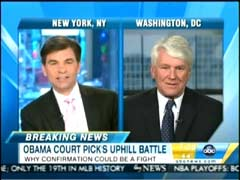 George Stephanopoulos, ABC Anchor; & Greg Craig, Former Obama Administration White House Counsel | NewsBusters.org