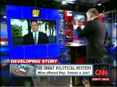 David Axelrod, White House Senior Advisor; & John King, CNN Anchor | NewsBusters.org