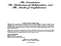 Constitution Disclaimer | NewsBusters.org