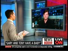 Richard Lui, CNN Anchor; & Tony Brown, Homosexual Activist | NewsBusters.org