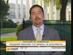 Chuck Todd, NBC Correspondent | NewsBusters.org
