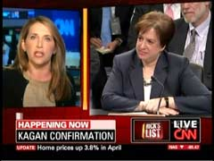 Jessican Yellin, CNN Correspondent; & Supreme Court Nominee Elena Kagan | NewsBusters.org