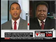 Don Lemon, CNN Anchor; & Rev. C. L. Bryant, Tea Party Member | NewsBusters.org