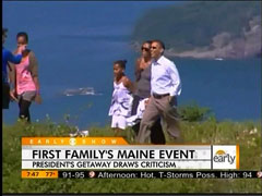 First Family, CBS