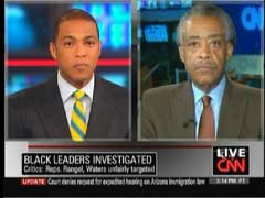Don Lemon, CNN Anchor; & Rev. Al Sharpton, National Action Network | NewsBusters.org