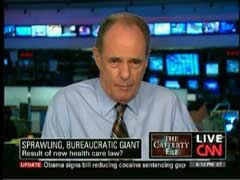 Jack Cafferty. CNN Commentator | NewsBusters.org