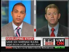 Don Lemon, CNN Anchor; & Tony Perkins, President, Family Research Council | NewsBusters.org