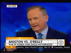 Bill O'Reilly, CBS